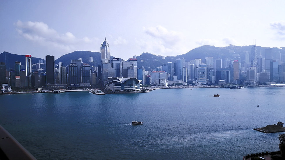 Outshine One - Hong Kong