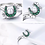 Thumbnail: Ring Crystal Horseshoe Freshwater Pearl