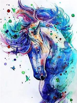 Diamond Painting Horse