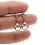 Thumbnail: Örhängen Crystal Snaffle
