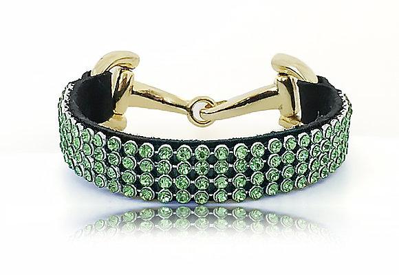 Bettarmband Sparkling Emerald Green