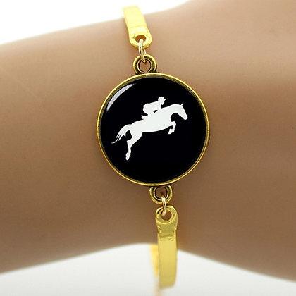 Armband Showjumper Gold