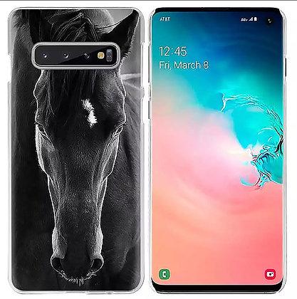 Mobilskal Samsung Black Horse