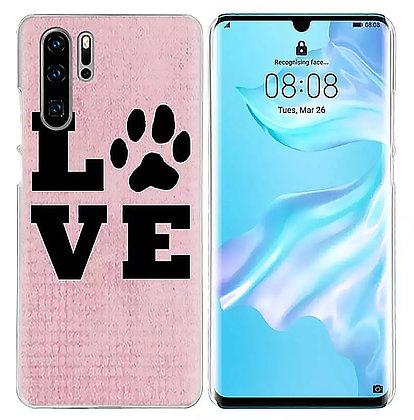 Mobilskal Huawei Love Paw