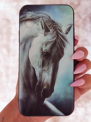 Mobilskal iPhone Horse