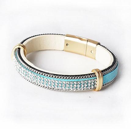 Armband Turquoise Bling