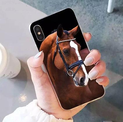 Mobilskal iPhone Bay Horse