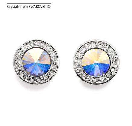 Örhängen Swarovski Crystal AB