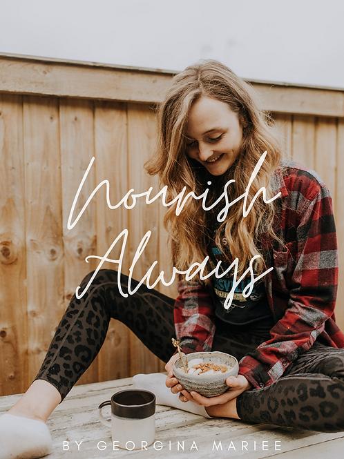 Nourish Always - The Recipe Ebook