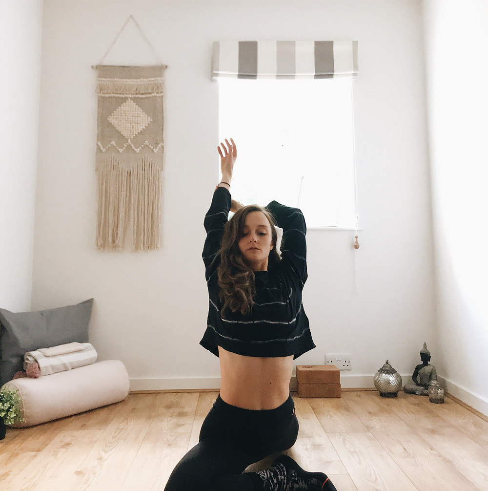 Yoga, ED recovery