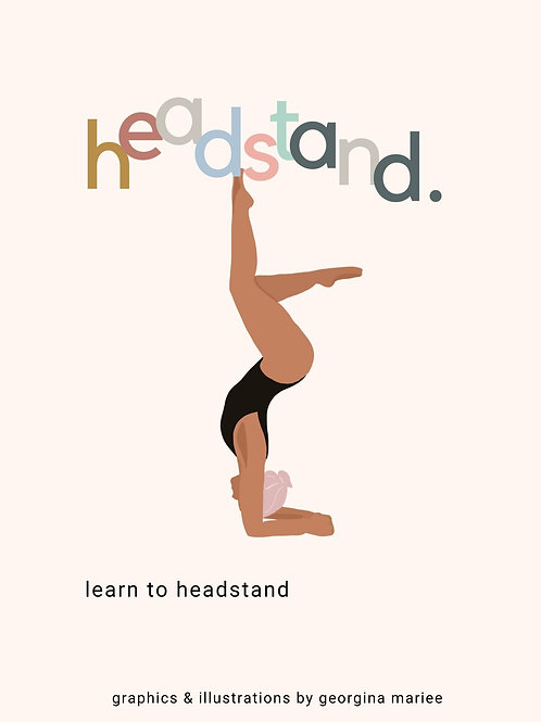 Learn To Headstand