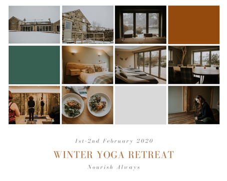 EVERYTHING YOU NEED TO KNOW ABOUT THE FEBRUARY WEEKEND YOGA RETREAT