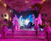 Вокально-танцевальное шоу на свадьбу