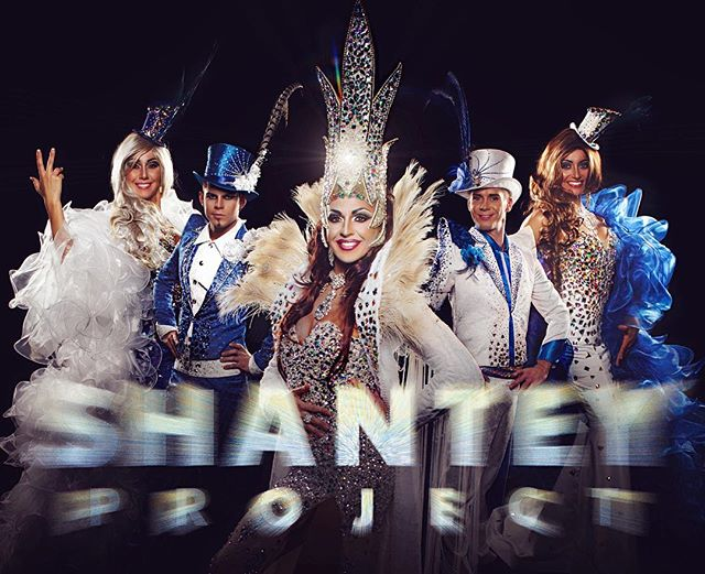 Шоу пародий, травести шоу «Шантэй»  #шоу