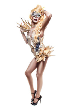 Пародия на Леди Гага