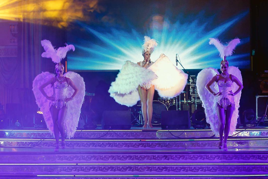 ангелы на свадьбу. Шоу Гранд