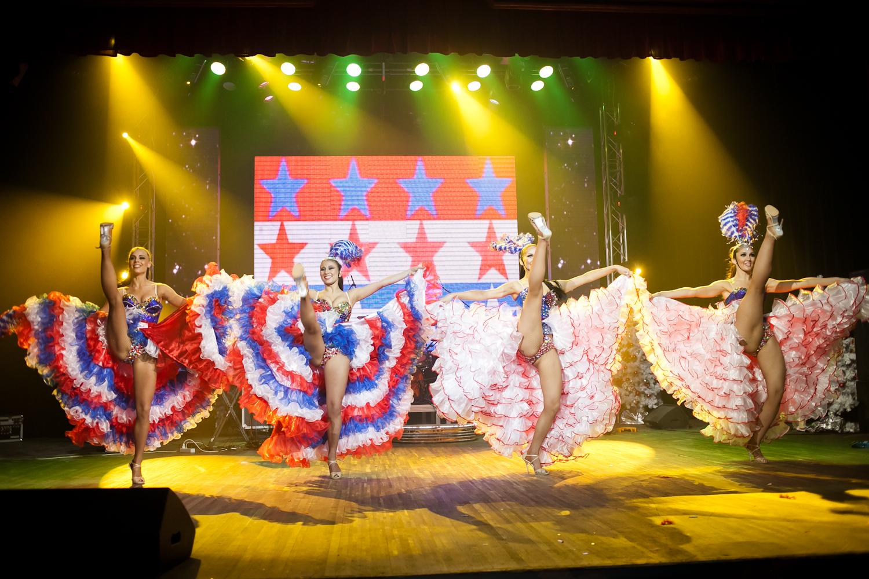 Шоу-балет кан кан