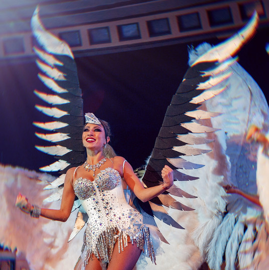 Гранд шоу - Ангелы