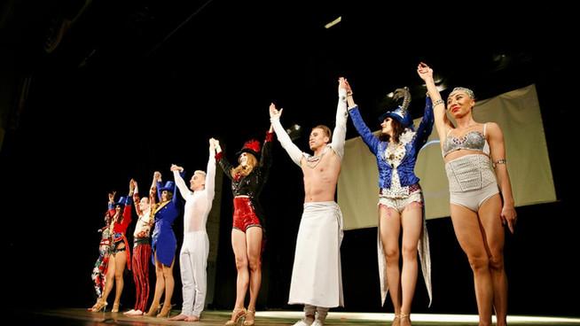 Цирковое шоу на праздник
