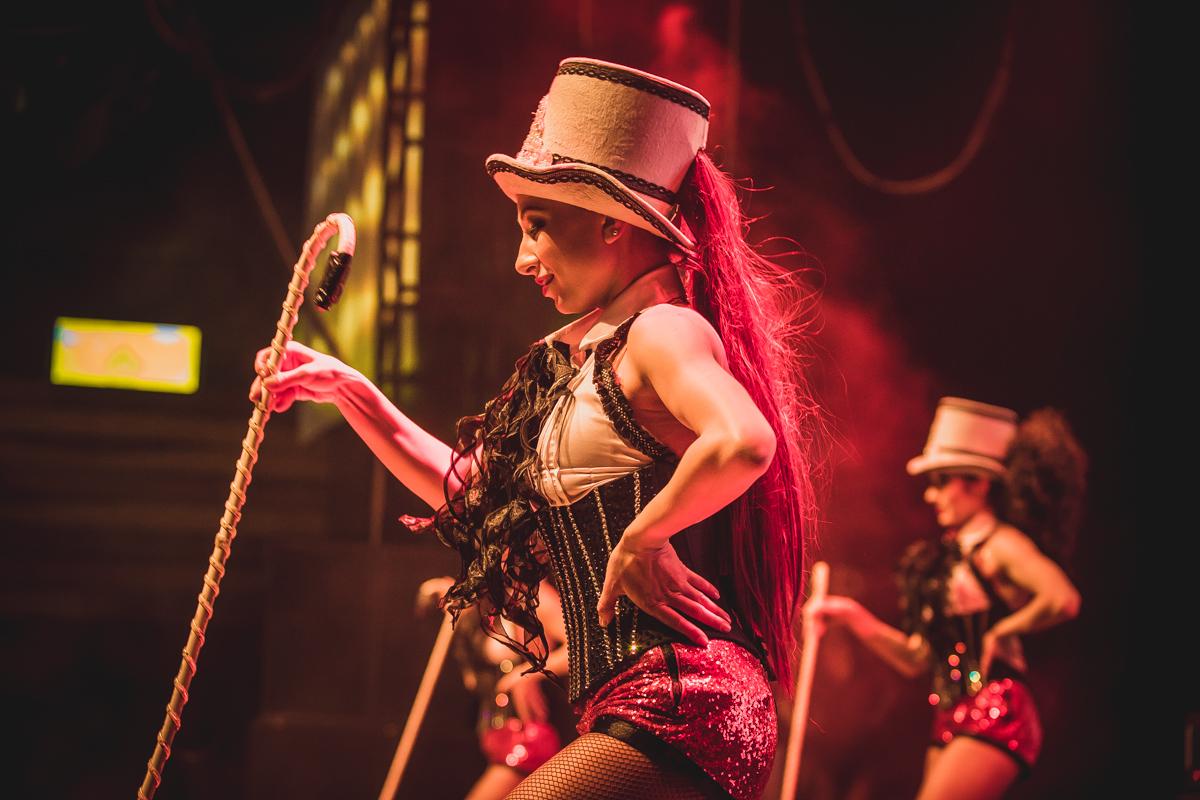 Танцовщица Валерия. Шоу 5 МУЗ