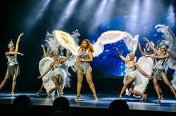 Ангелы на свадьбу шоу