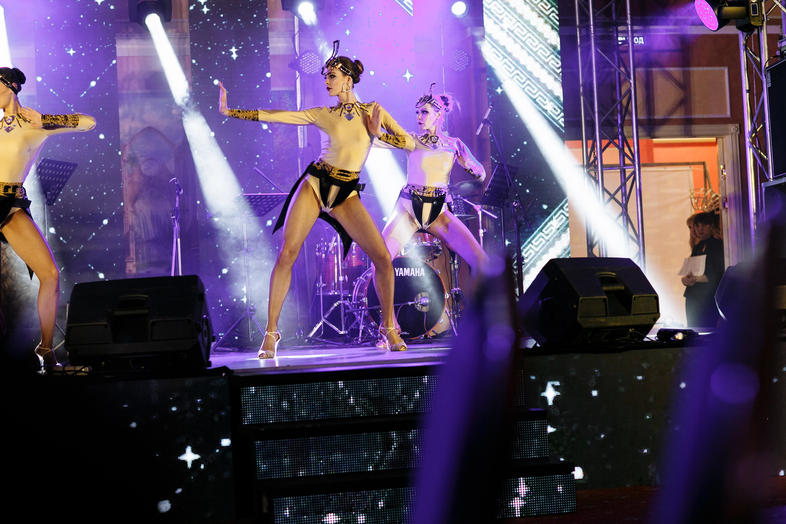 Номер Египет шоу 5 МУЗ