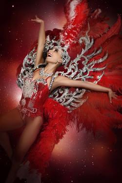 Танцовщица Валерия