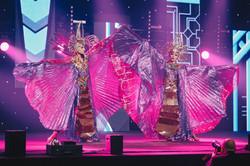 Египет шоу Шантэй
