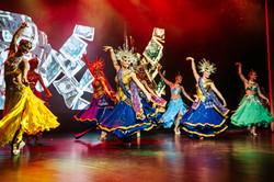 Шоу-балет Восток