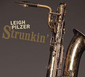 Front cover of Strunkin' by Leigh Pilzer