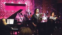 Leigh Pilzer and Friends at the Washington Women in Jazz Festival