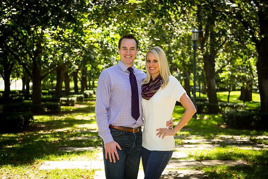 Drs. Dustin and Kinsey Honeyman - Optometrists - Kansas