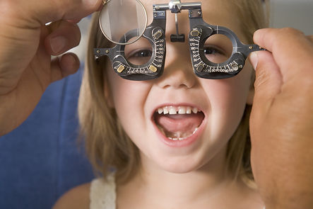Kids Eye Exams - Eye Doctor - Shawnee, KS