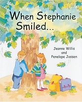 Picture Books - When Stephanie Smiled.jp