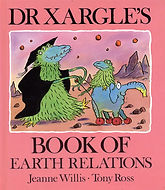 Picture Books - Dr Xargle Earth Relation
