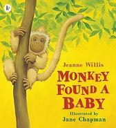Picture Books - Monkey Found Baby.jpg