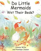 Picture Books - Do Mermaids Wet Their Be