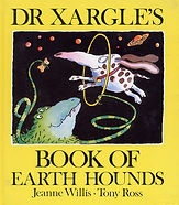 Picture Books - Dr Xargle EarthHounds.jp