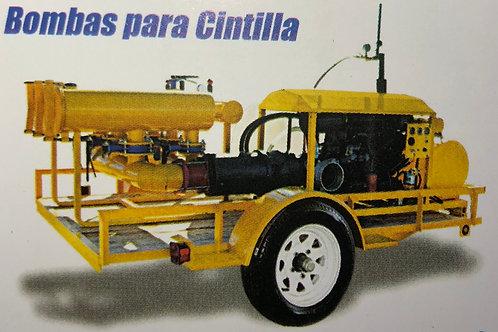 Motobomba de Riego de Goteo (Cintilla)