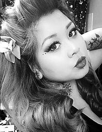female tattoo artist @minty.thumper_tattoos in Las Vegas, NV
