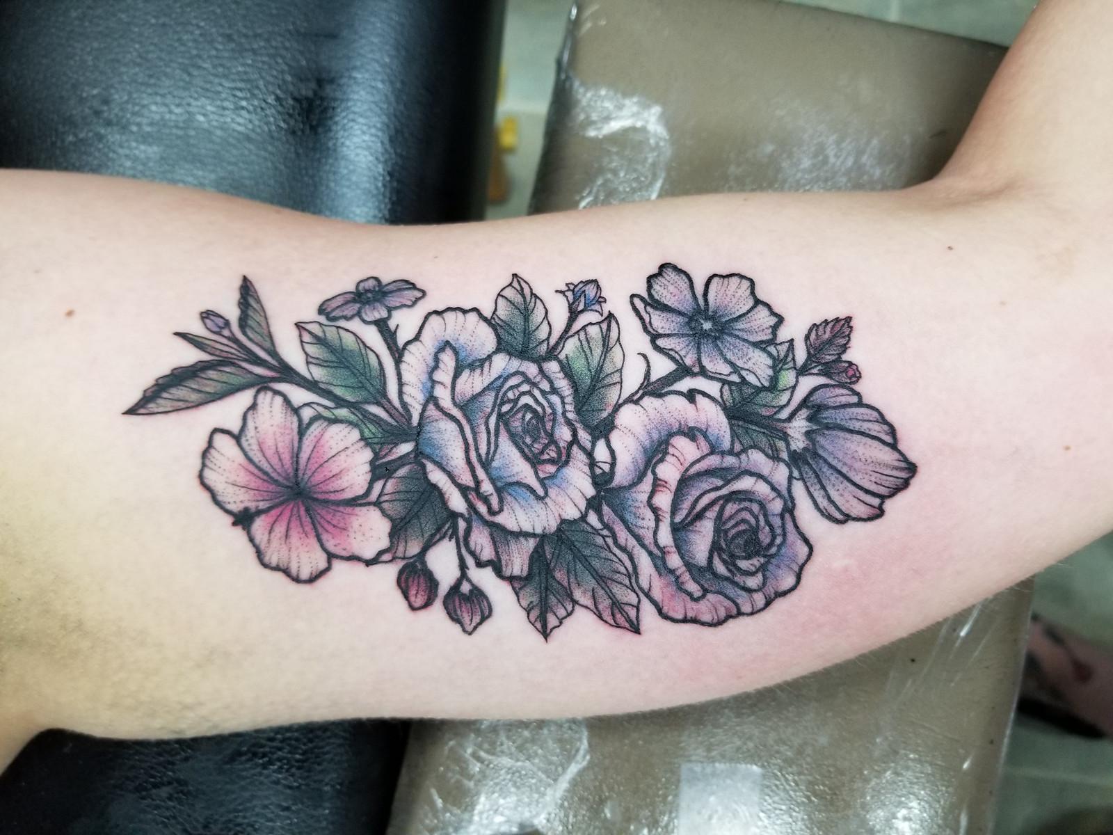 Black Sacrament Tattoo Jordan Las Vegas Tattoo Artist