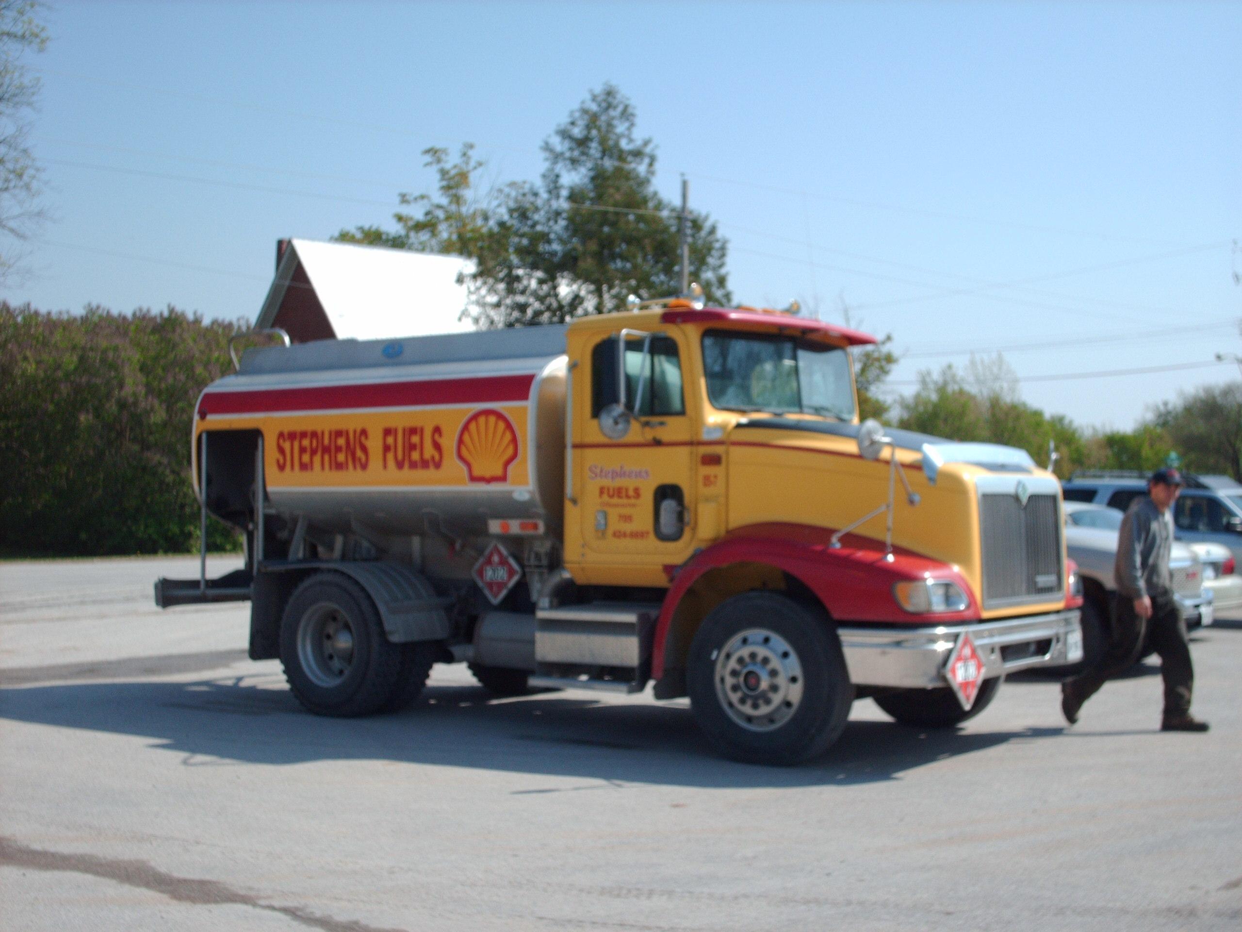Deliver Truck #2