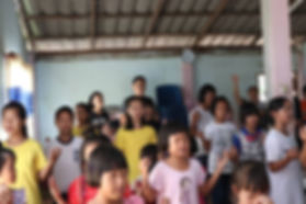 Lahu orphans worship