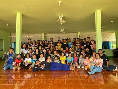 Lahu orphanage visit group pic-2_2020