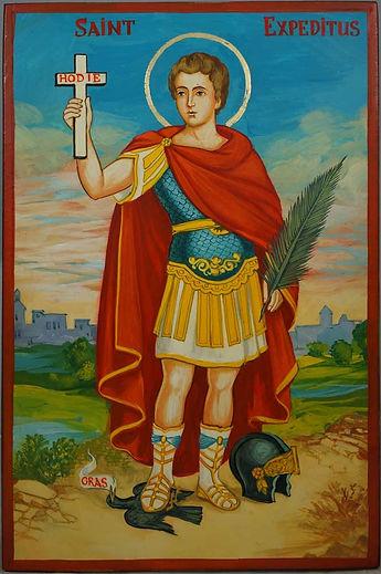 Saint_St_Expeditus_Hand-Painted_Roman_Ca