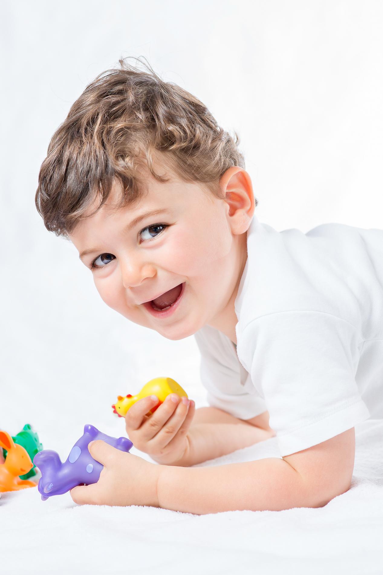 portrait studio bébé enfant