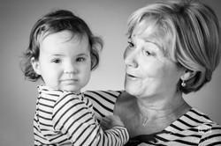 bébé et mamy meylan photographe
