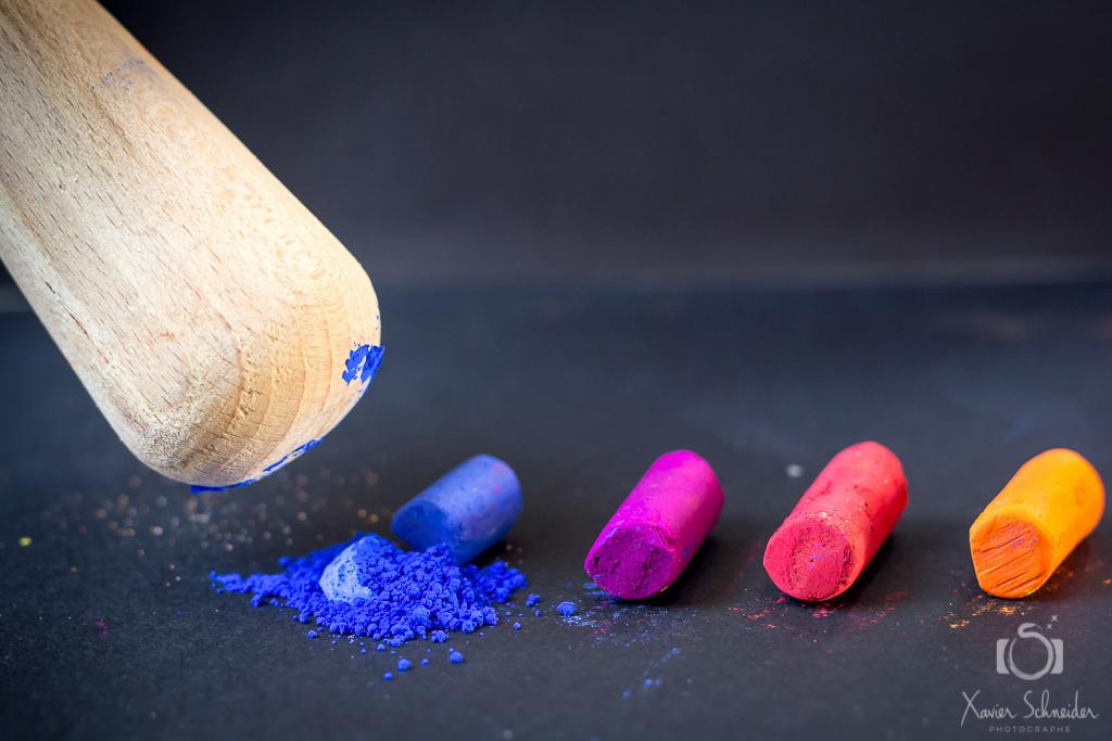 les couleurs en fête