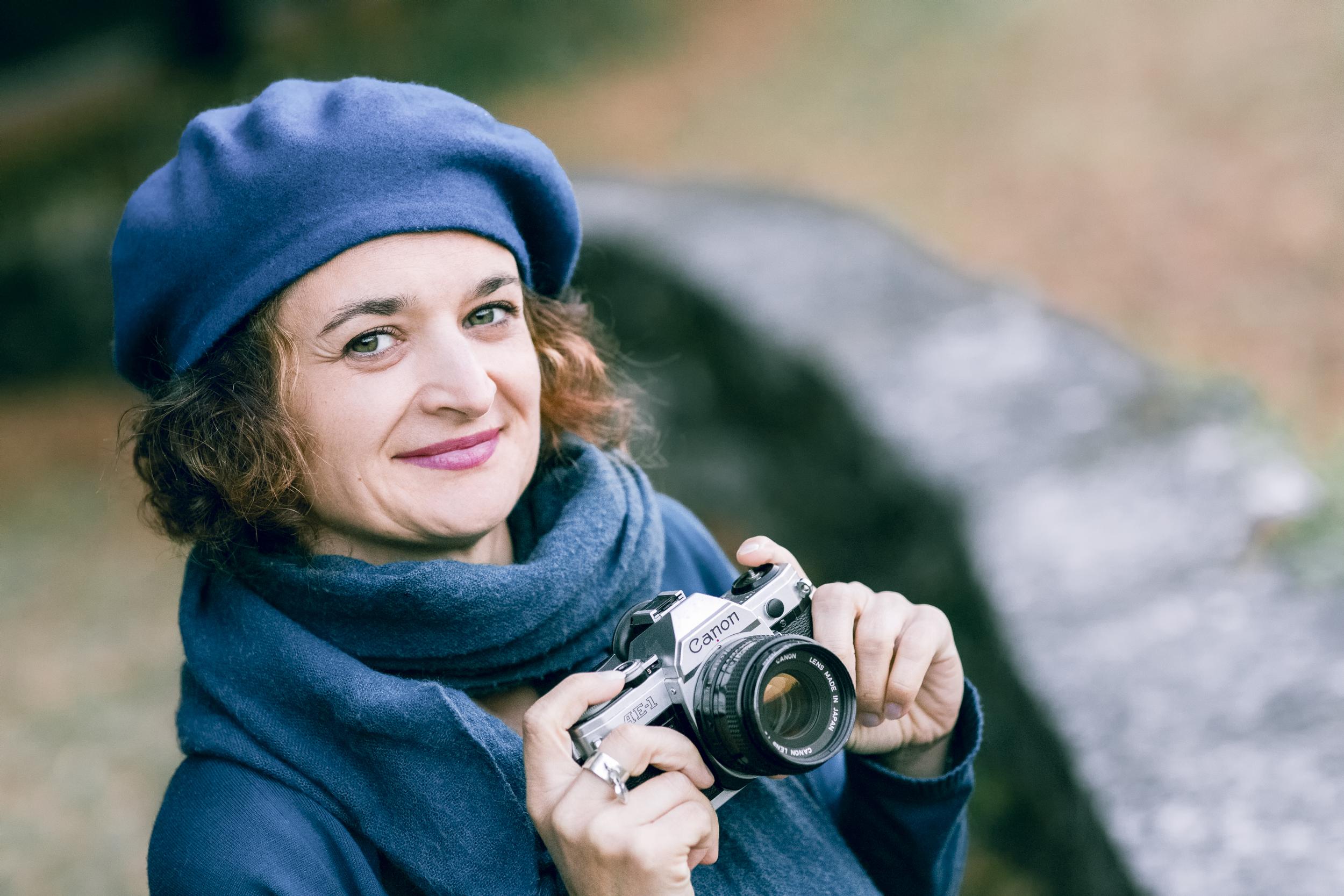 shooting extérieur automne crolles