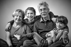 photo famille noir et blanc grenoble